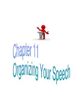 Chapter 11 Speech Bundle