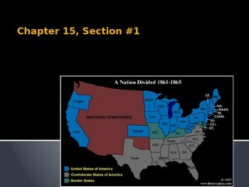 Chapter #15 - Creating America Notes
