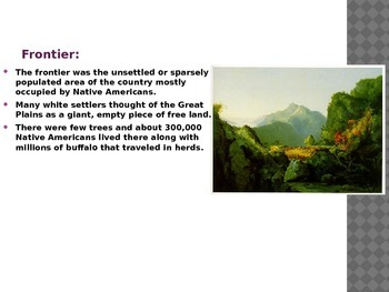 Chapter #19 - Creating America Notes