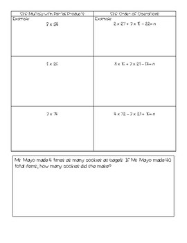 Chapter 2 Go Math! Review