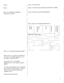 Chapter 2 Pre-Printed Notes - Statistics - Organizing Data