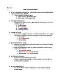 Exprésate 1 Chapter 2 Study Guide