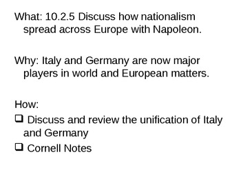 Chapter 23 - Nationalism Review - Powerpoint