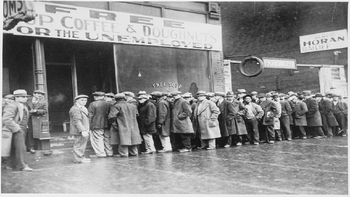Chapter 26 Section 1 Notes over the Great Depression