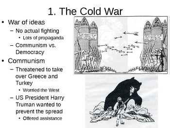 Chapter 28 - The Cold War - Powerpoint