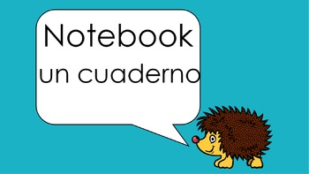 Asi Se Dice Chapter 3 Vocabulary Game