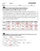 Chapter 3 Assessment (ir, ir + a + infinitive, estar, con)