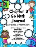 Chapter 3 Go Math Journal Second Grade