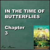 In the Time of Butterflies Chapter 3
