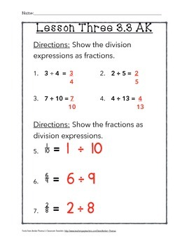 Chapter 3 Lesson 3 Quiz