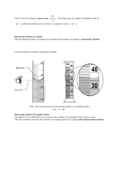 Chapter 3: Measurement