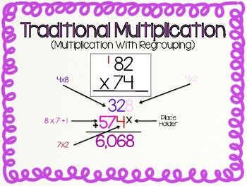 Chapter 3 - Multiplication