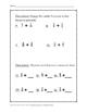 Chapter 3 Quizzes 1-7