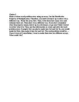 Chapter 4 4.5-4.6 High Group Go Math Grade 3