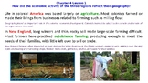 """McGraw Hill US History Chapter 4 Powerpoint """"Life in the American Colonies"""""""