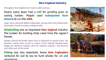 Mcgraw Hill Us History Chapter 4 Powerpoint Life In The American