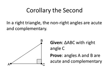 Common Core Geometry. Chapter 4. Parallels