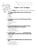 Chapter 4 Pilgrims Test