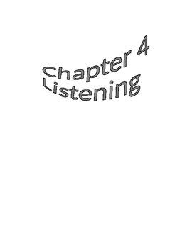 Chapter 4 Speech Bundle