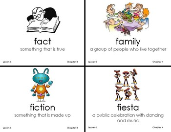 Chapter 4 Tradition We Share Grade 1