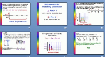 Chapter 5 Discrete Probability Distributions PowerPoint Presentation Bundle