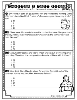 Chapter 5 Go Math Review Grade 2