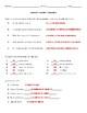Chapter 5 Grammar Practice (possession & gustar/encantar)