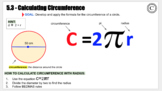 Chapter 5: Measurement of Circles