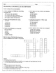 Chapter 5 Worksheets - 5th Grade Coach Science book - Nort