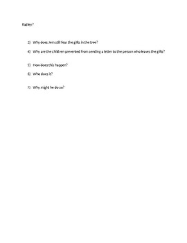 Chapter 5 through 7 To Kill a Mockingbird Test or Quiz