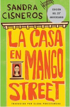 Chapter 6, 7 & 8 Questions and Art Activity – La Casa en Mango Street in Spanish
