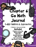 Chapter 6 Go Math Journal Second Grade