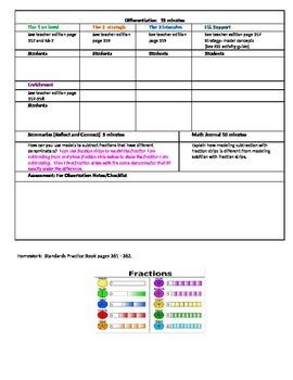 Chapter 6 Lesson 2 Grade 5 Go Math Lesson Plan