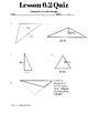 Chapter 6 Lesson 2 Quiz