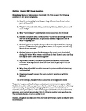 Outliers Chapter 8 & 9 Study Guide Questions