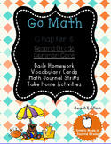 Go Math!  Chapter 8 Second Grade Supplemental Resources-Co