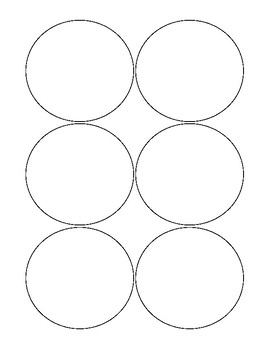 Chapter 8 Lesson 1 and Lesson 2 Foldable, Circumference and Area of A Circle