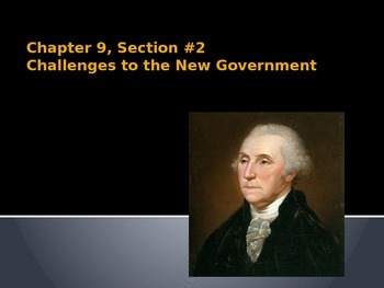 Chapter #9 - Creating America Guided Notes