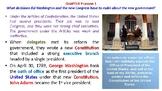 "McGraw Hill US History Chapter 9 Powerpoint ""The Federalist Era"""
