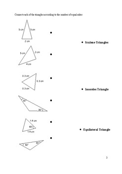 Chapter 9 Triangles and Polygons