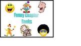 Chapter Book Basket Labels