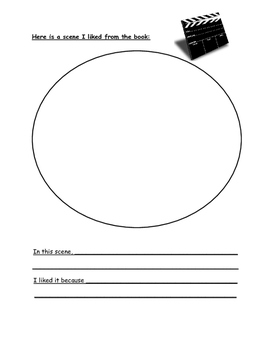 Chapter Book Exit Ticket