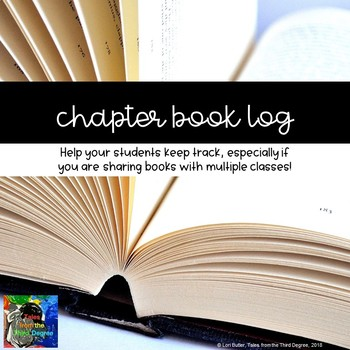 Chapter Book Log