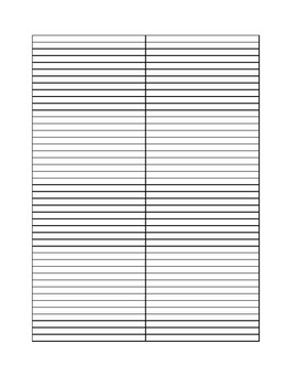 Chapter Book Project Template