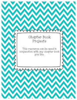 Chapter Book Projects