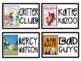 Chapter Book Series Picture Books AR Library Labels