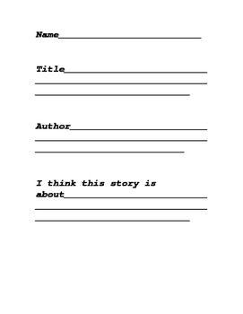 Chapter Book Summarizer