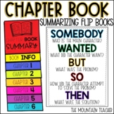 Chapter Book Summary Flip Book
