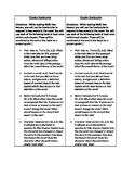 Chapter Bookmark (Novel Study Activity)