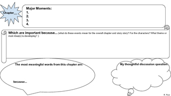 Chapter Comprehension Summary